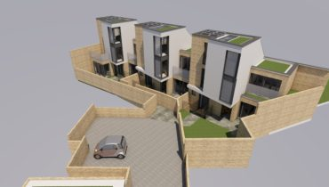 Development Opportunity With The Benefit Of Planning For 3X3 Beds New Build Houses For Sale