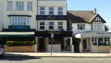 Freehold Investment Ground Floor Restaurant With Vacant Upper Parts (HMO)