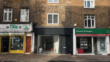Highly Sought After Location – Shop To Let