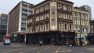 Development Opportunity / Investment Prominent Corner Restaurant And Residential Building For Sale