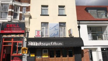 RESTAURANT(A3)/BAR(A4) PREMISES WITH RESIDENTIAL UPPER PART – LEASE FOR SALE
