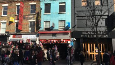 SHOP LEASE FOR SALE IN CAMDEN HIGH STREET