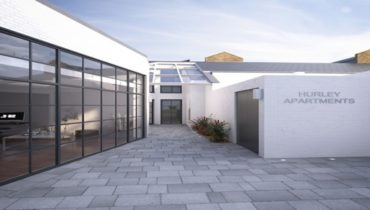 New Build Courtyard Residential / Office Development B1 For Sale