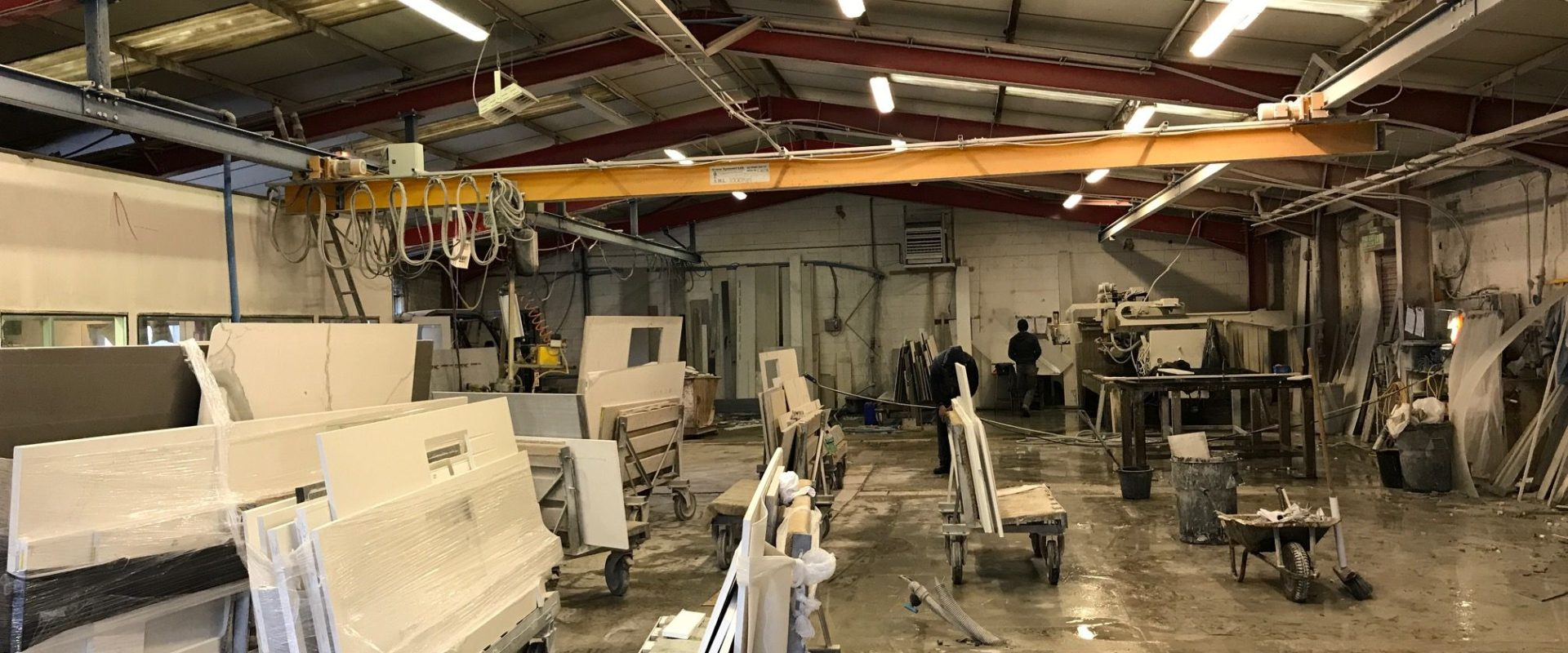 FACTORY / WAREHOUSE TO LET