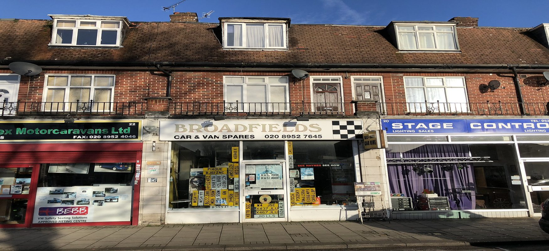 A1 RETAIL PREMISES WITH PARKING / POTENTIAL A3/A5 (Subject to Planning) TO LET