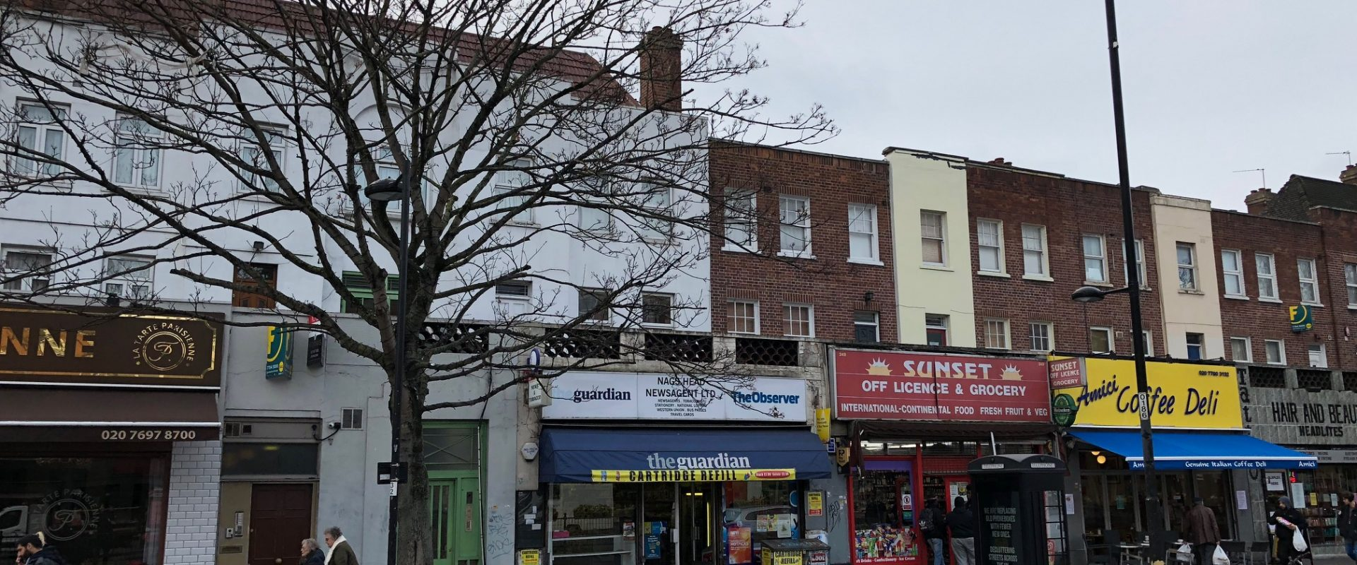 PRIME RETAIL PREMISES WITH PARKING TO LET