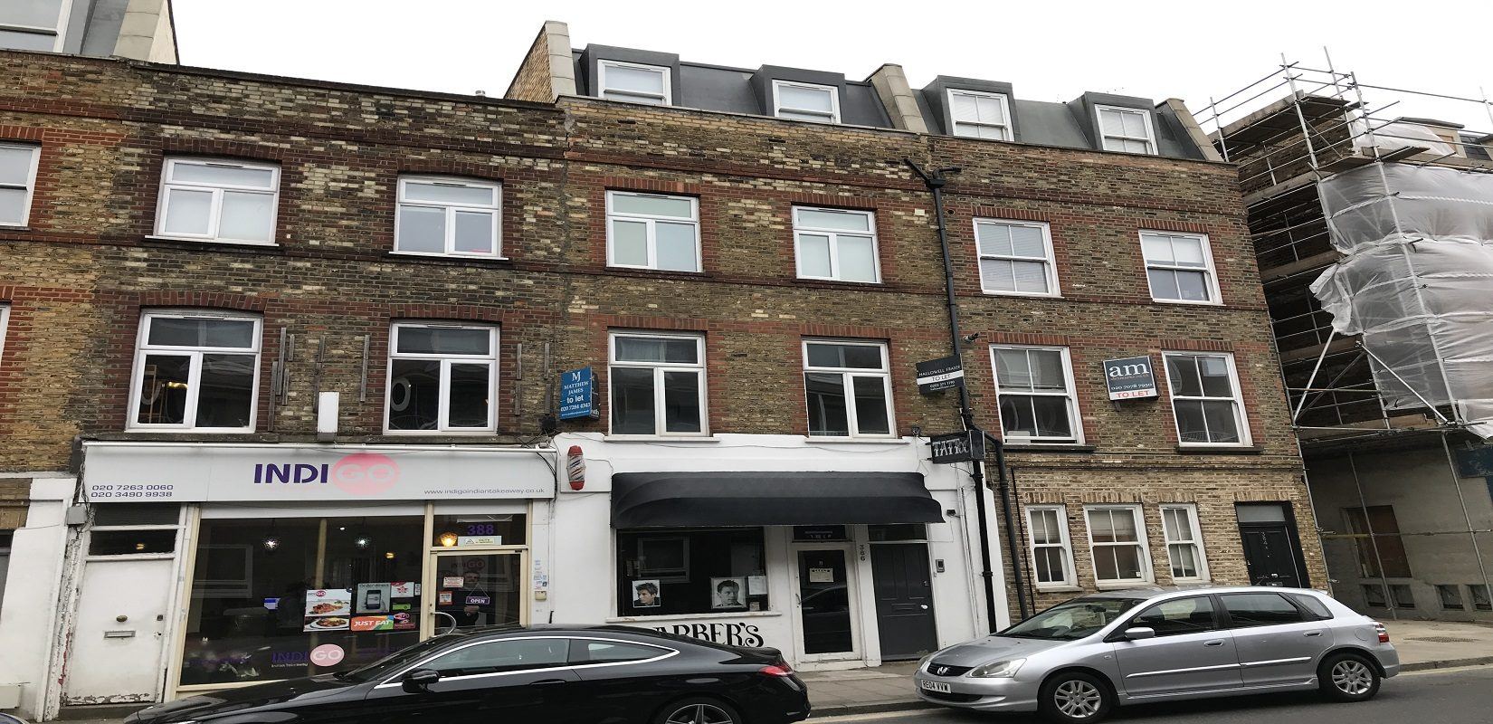 RETAIL INVESTMENT – FREEHOLD FOR SALE IN ISLINGTON