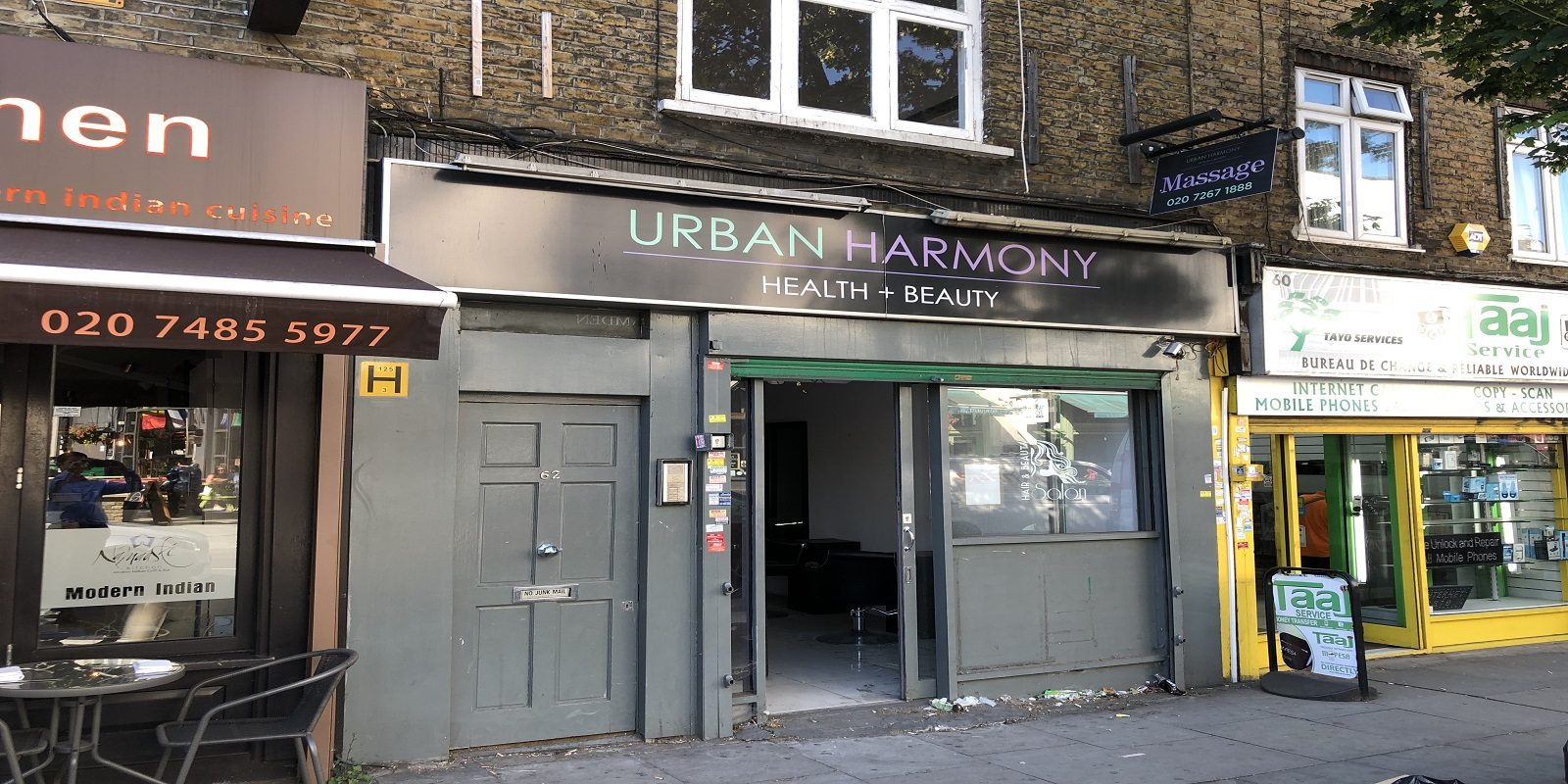 PRIME LOCATION SHOP TO LET IN CAMDEN
