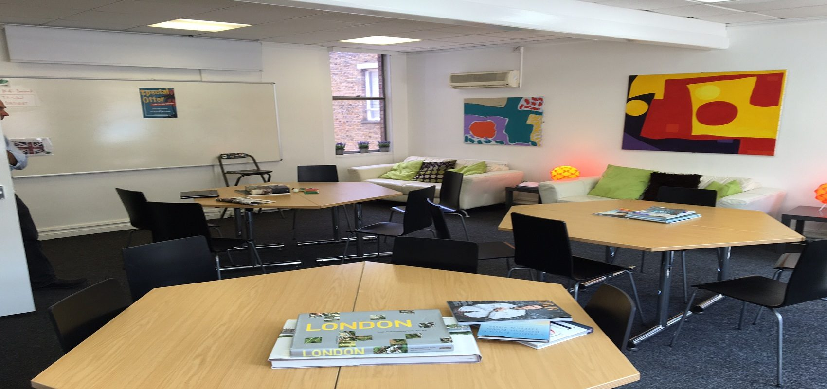 CENTRALLY LOCATED OFFICES WITH THE BENEFIT OF D1 USE – TO LET – KENTISH TOWN ROAD NW5 2AG
