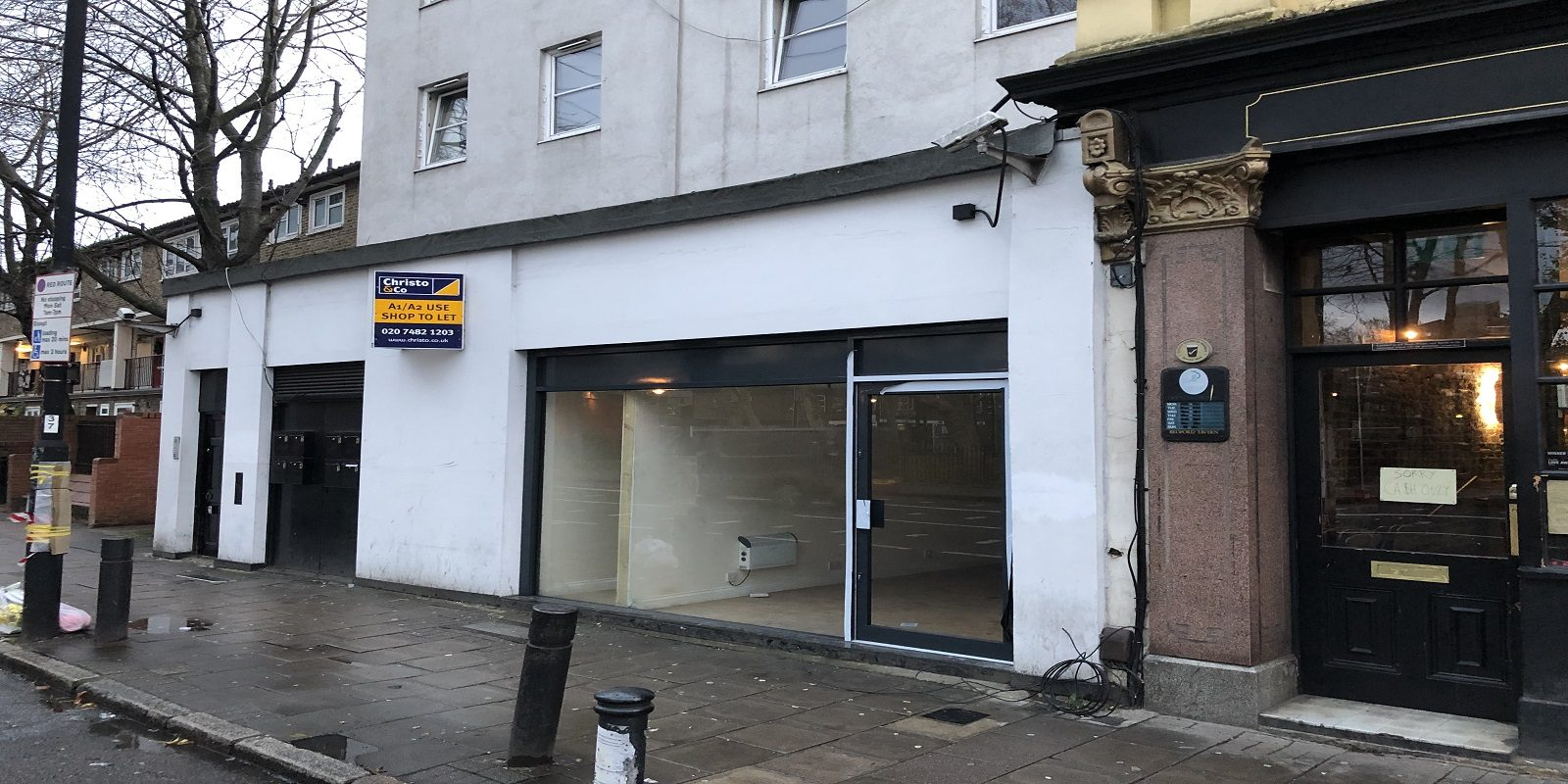 A1/A2 USE – SHOP TO LET IN SEVEN SISTERS ROAD