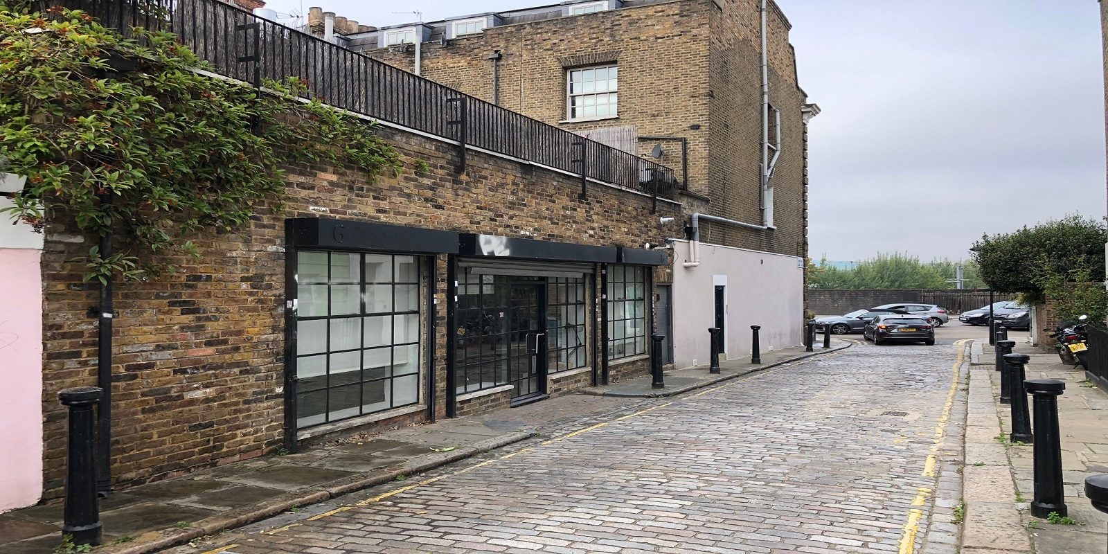SELF-CONTAINED OFFICES TO BE LET IN KENTISH TOWN