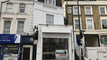 A1/D1 USE – SHOP TO LET IN CAMDEN