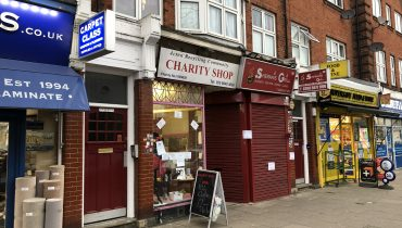 RETAIL PREMISES TO LET IN SOUTH EALING