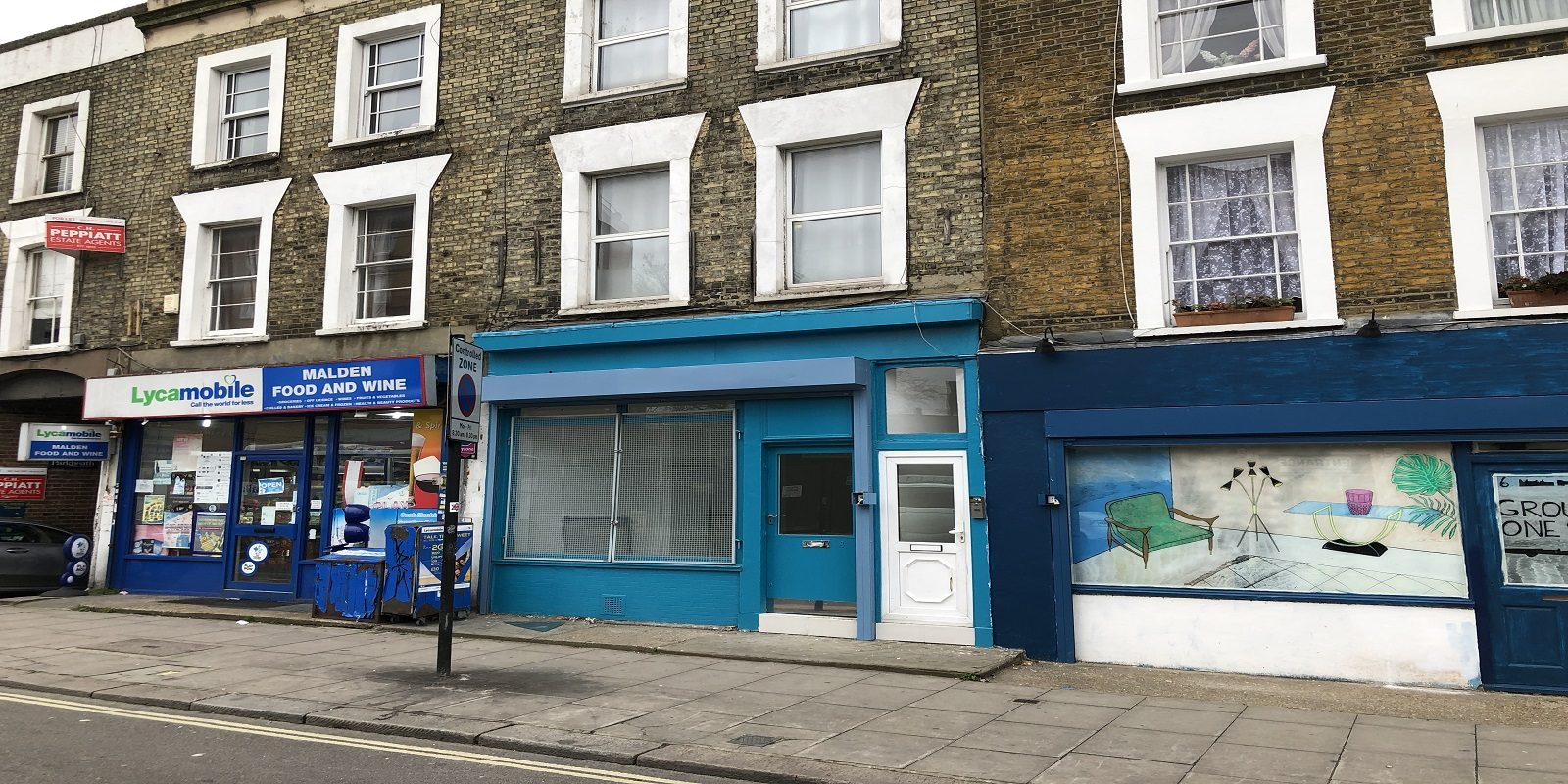 A1 LOCK-UP SHOP TO LET IN KENTISH TOWN