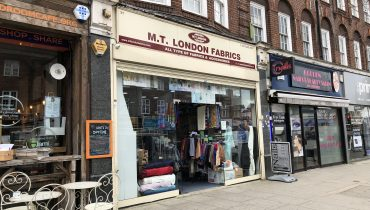HIGH STREET A1 SHOP IN GOLDERS GREEN – LEASE FOR SALE