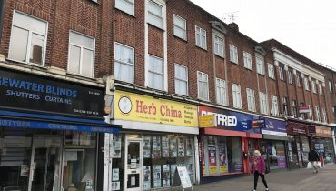 SHOP TO LET IN SOUTHGATE