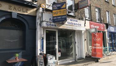 PRIME LOCATION SHOP TO LET IN CAMDEN WITHOUT PREMIUM