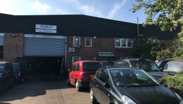 MODERN SINGLE STOREY FACTORY/ WAREHOUSE WITH PARKING – TO BE LET