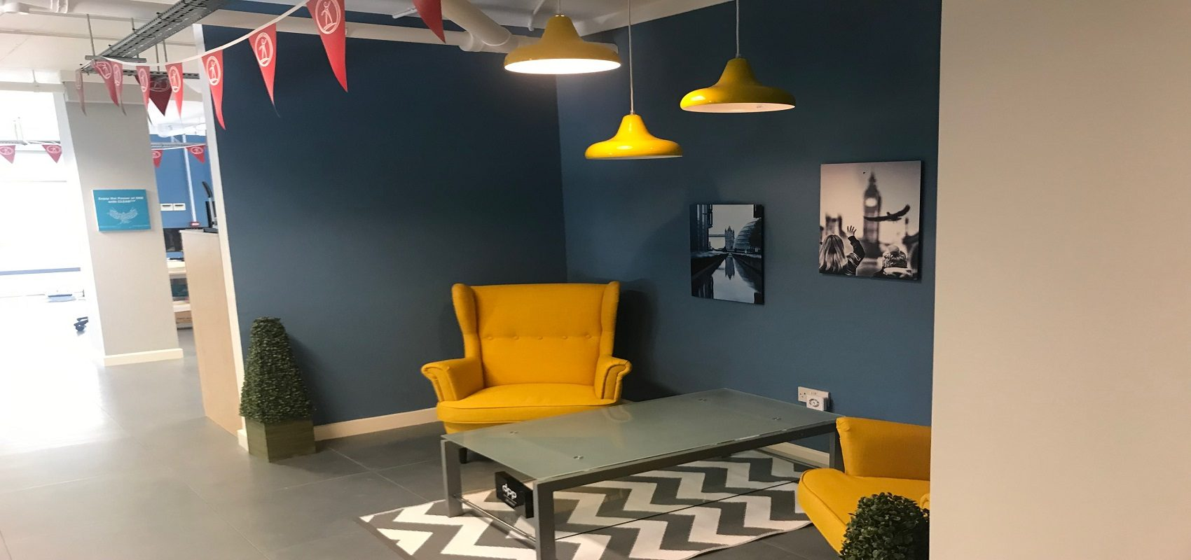 MODERN OFFICE DEVELOPMENT WITH PARKING – TO BE LET – ROCHESTER MEWS – NW1 9JB