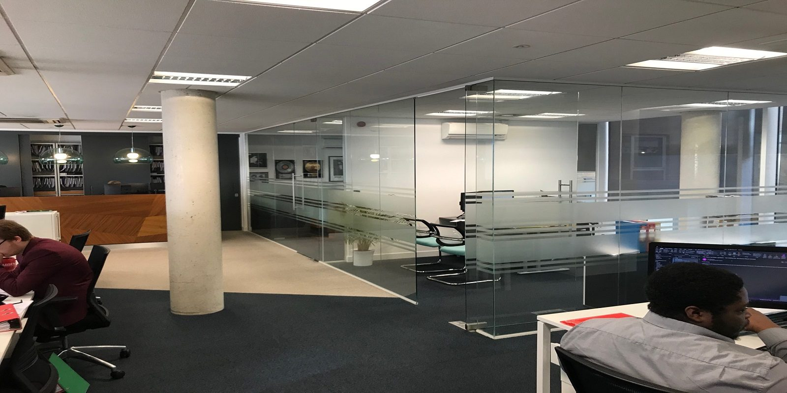 PROMINENT GROUND & LOWER GROUND FLOOR OFFICES – FOR SALE