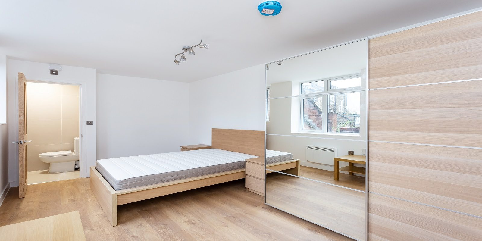NEWLY CONVERTED, TWO DOUBLE BEDROOM APARTMENT TO LET – MUST BE SEEN!