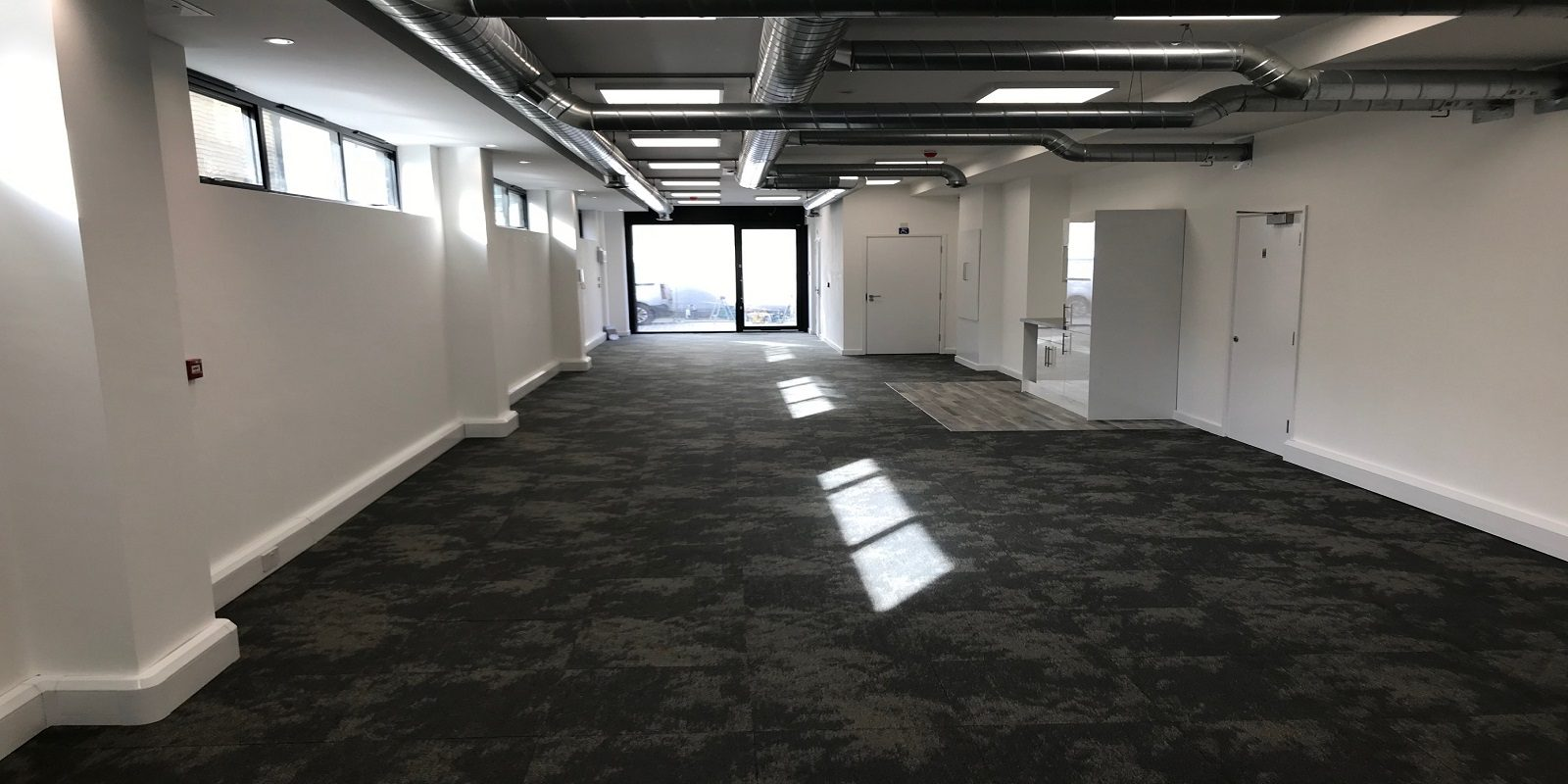 NEWLY BUILT FULLLY FITTED GROUND FLOOR B1 OFFICES – TO BE LET