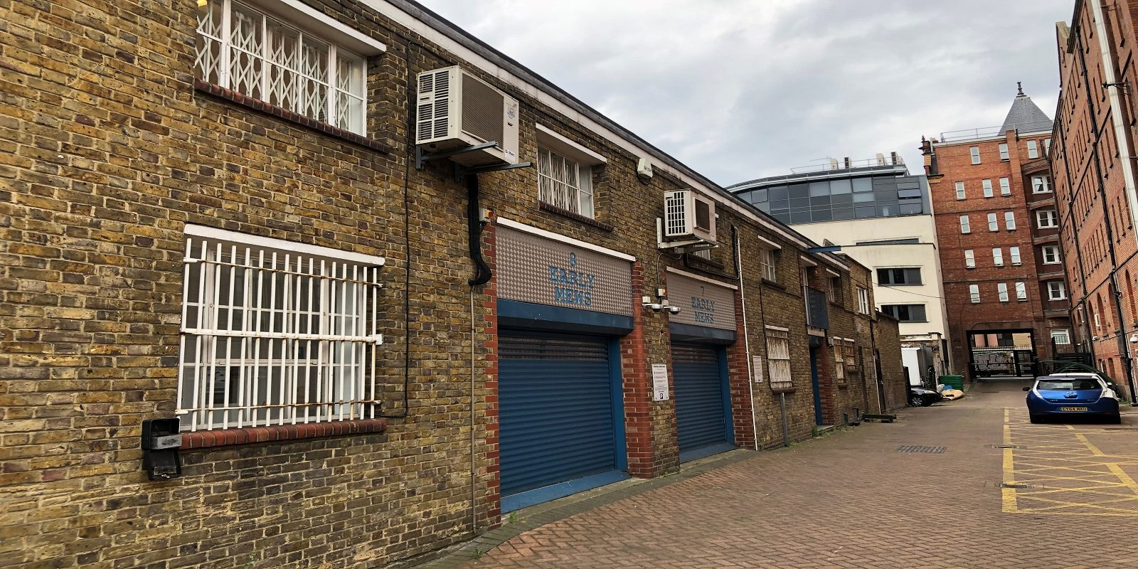 CENTRALLY LOCATED FREEHOLD OFFICE INVESTMENT FOR SALE: 7-8 Early Mews, Camden, London NW1 7HG