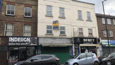 FREEHOLD INVESTMENT FOR SALE: 82-84 Seven Sisters Road, London N7 6AE