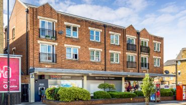 MODERN RESIDENTIAL INVESTMENT FOR SALE: 449 High Road, Wood Green, London N22 8JE