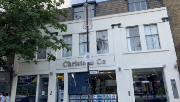 PROMINENTLY LOCATED OFFICES IN CAMDEN TO BE LET