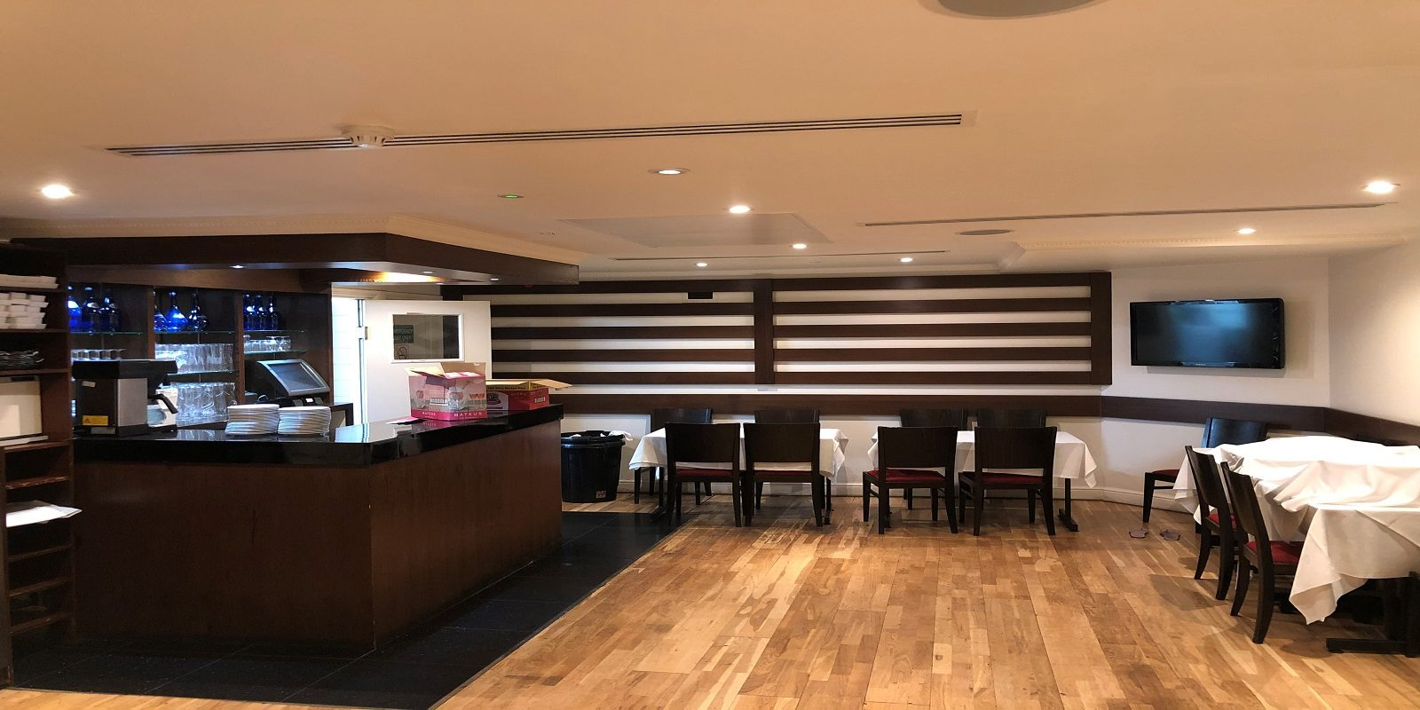 PRIME LOCATION RESTAURANT IN THE CITY TO LET