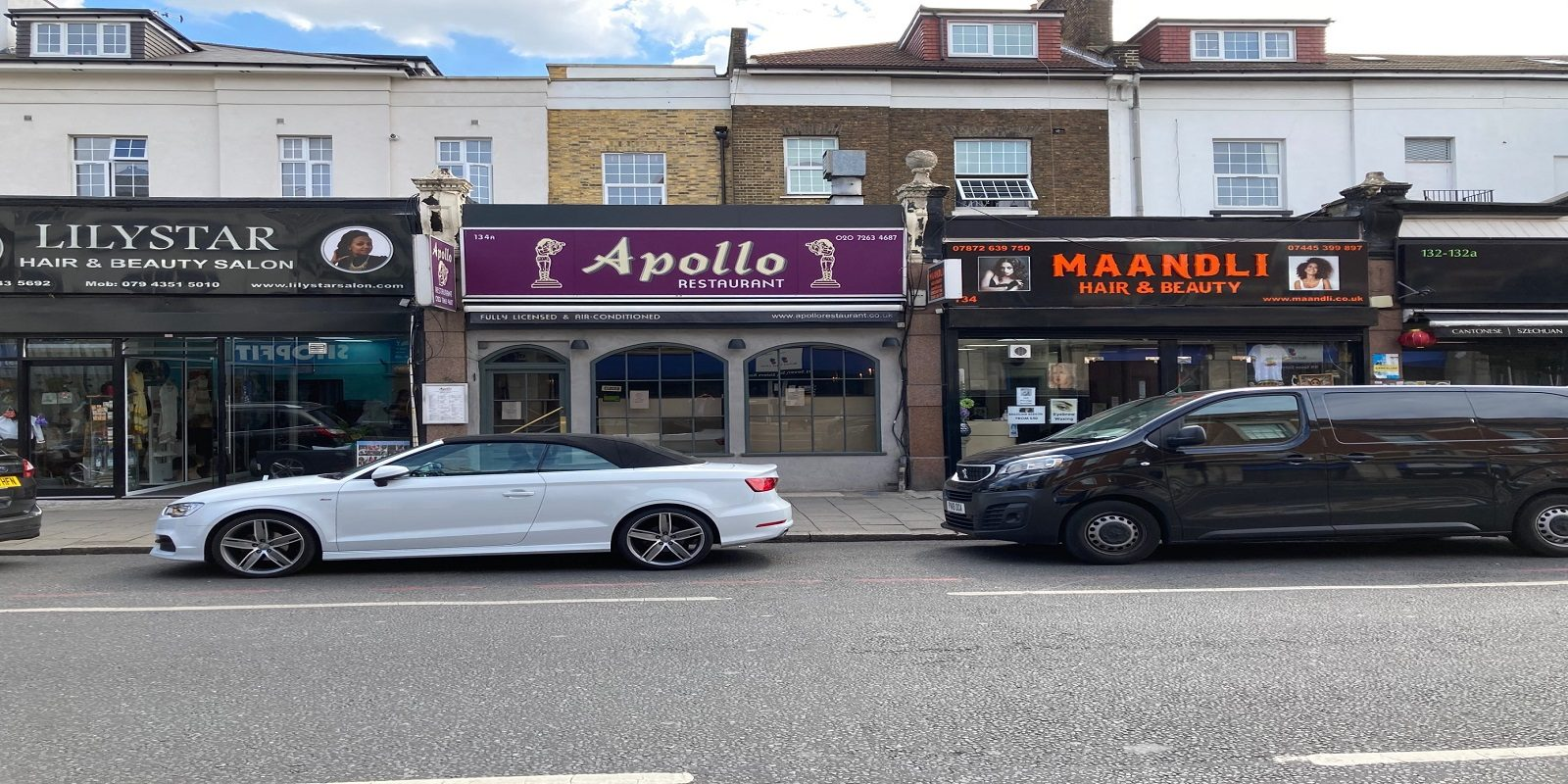 HIGH FOOTFALL & WELL ESTABLISHED PARADE – RESTAURANT TO LET