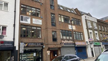 MODERN OFFICES TO LET IN FINSBURY PARK