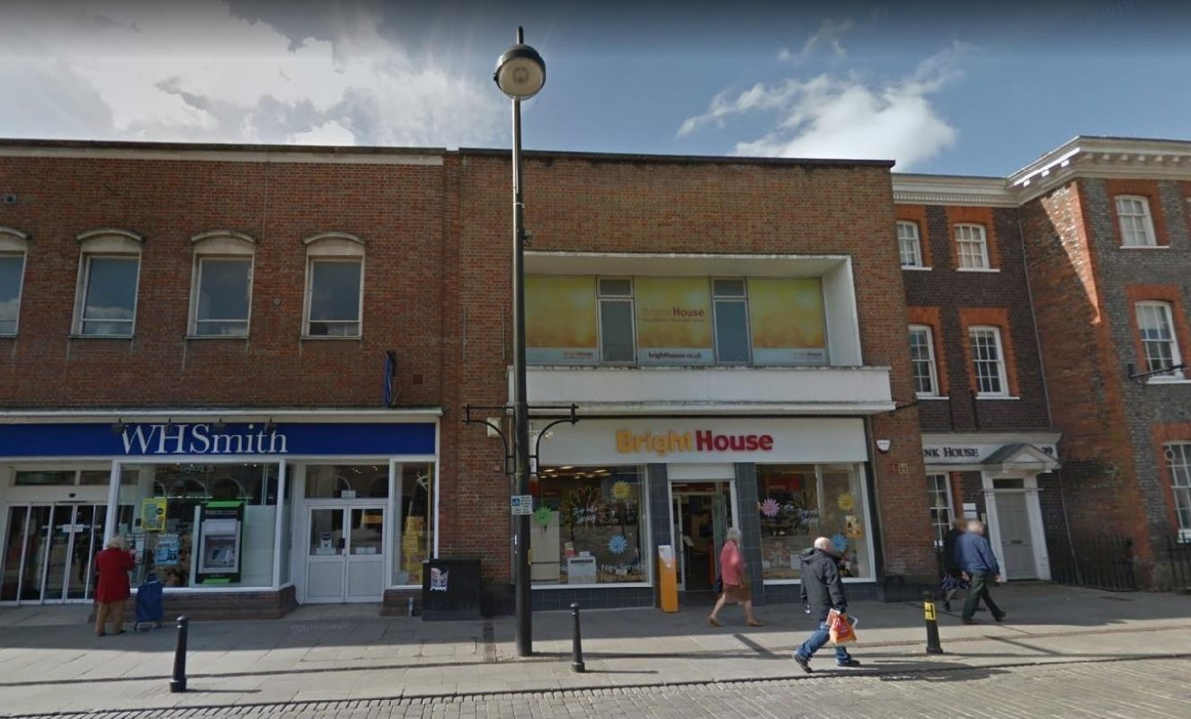 PRIME TOWN CENTRE SHOP TO LET IN HIGH WYCOMBE