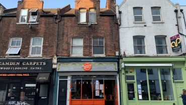 HIGH STREET RESTAURANT TO LET WITHOUT PREMIUM
