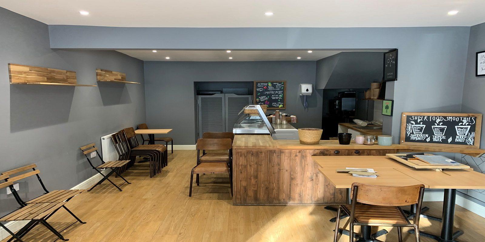 PRIME LOCATION RESTAURANT/CAFE TO LET IN CAMDEN