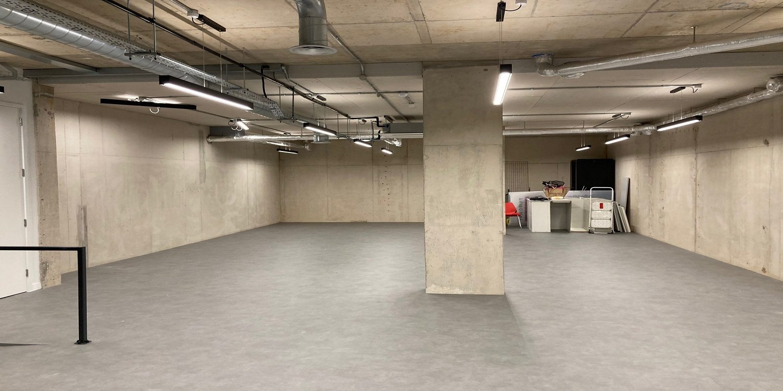 NEWLY BUILT LOWER GROUND FLOOR PREMISES TO LET