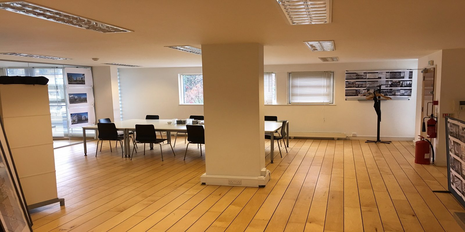 STUDIO / OFFICE TO LET IN CAMDEN TOWN