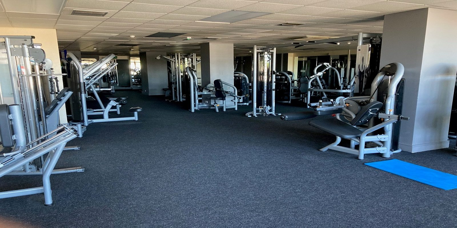 FULLY FITTED GYM / HEALTHCLUB TO BE LET