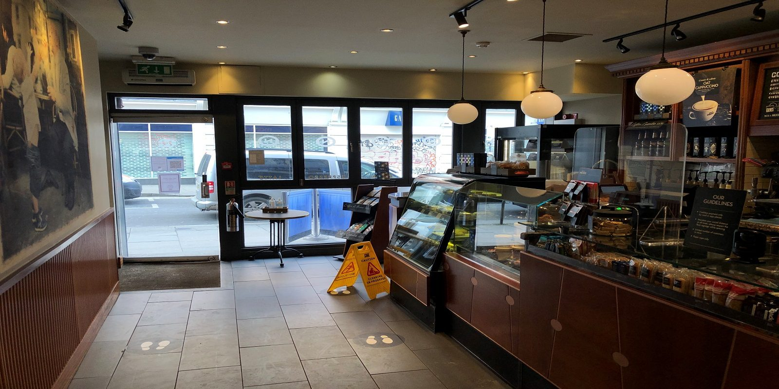 HIGHLY SOUGHT AFTER LOCATION IN CAMDEN – CAFE/RESTAURANT/SHOP TO LET