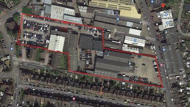 COMMERCIAL SITE FOR SALE IN ENFIELD – DEVELOPMENT OPPORTUNITY