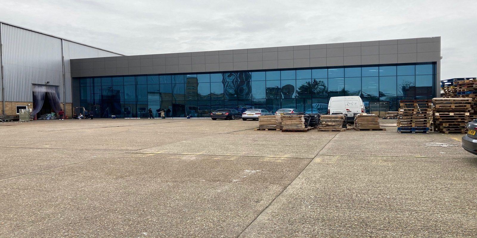 MODERN WAREHOUSE/INDUSTRIAL OFFICE BUILDING FOR SALE IN EDMONTON