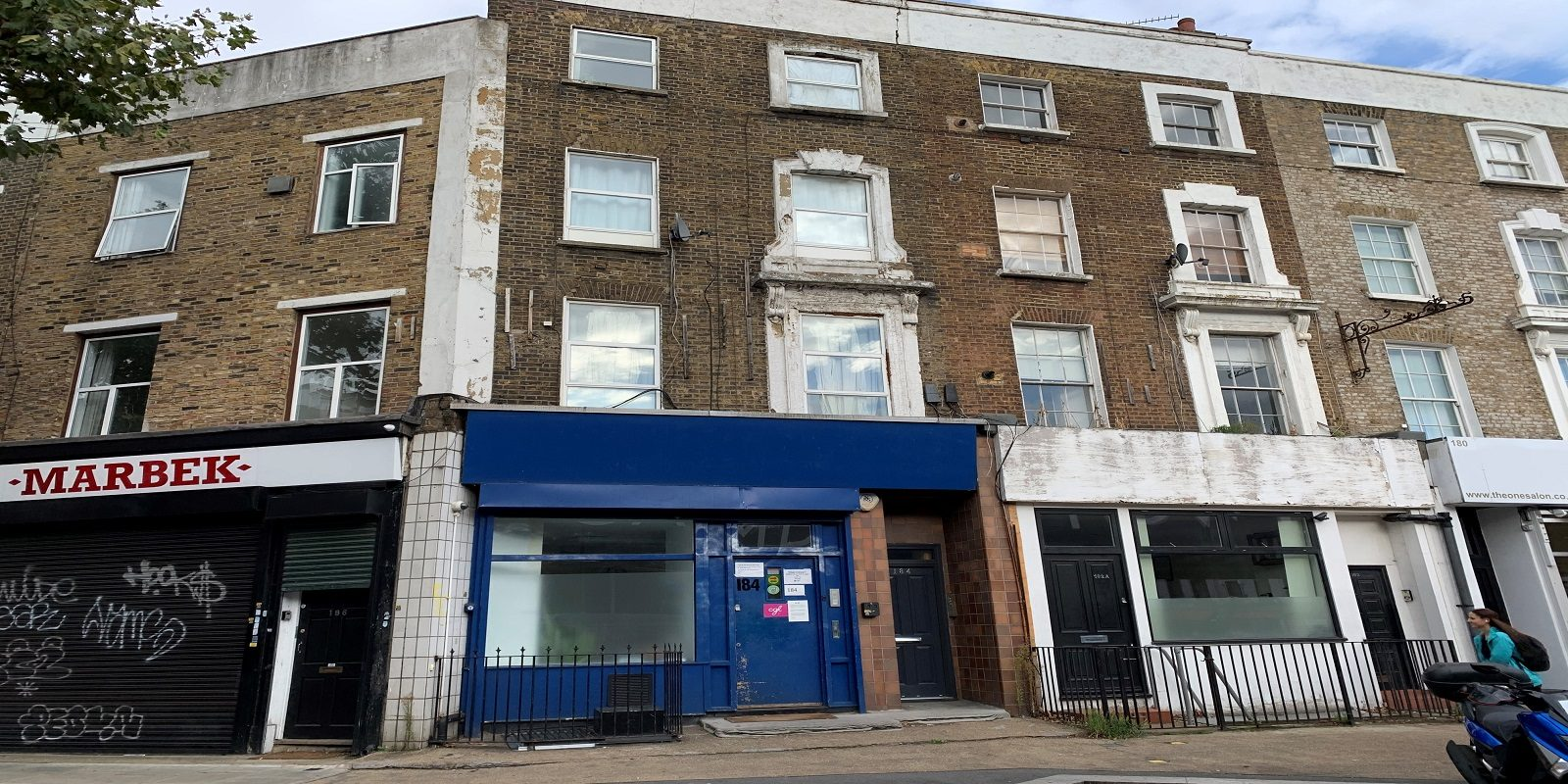 CENTRALLY LOCATED OFFICE INVESTMENT WITH DEVELOPMENT POTENTIAL (STP) FOR SALE