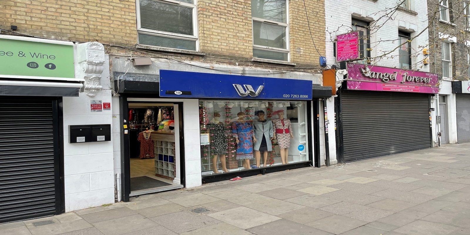 HIGH STREET SHOP TO LET