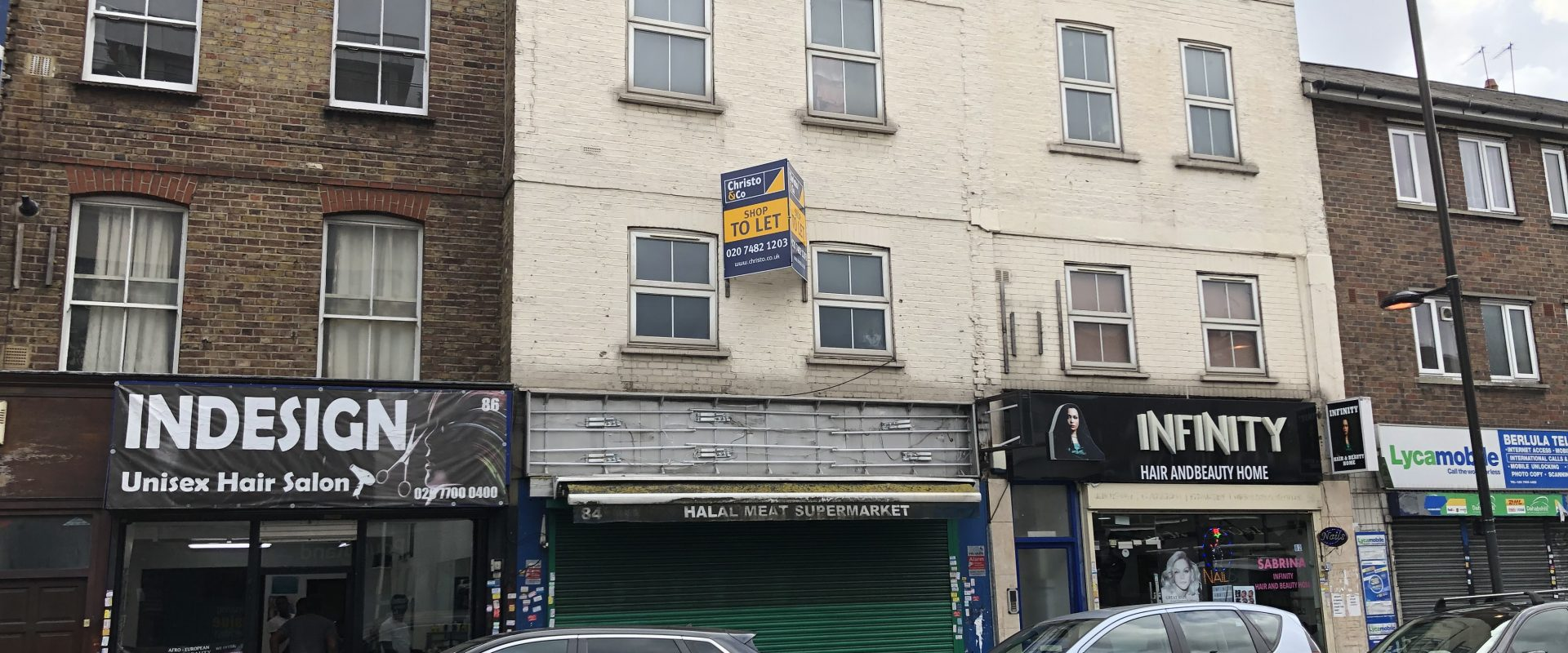 HIGH FOOTFALL & HIGH STREET SHOP TO LET
