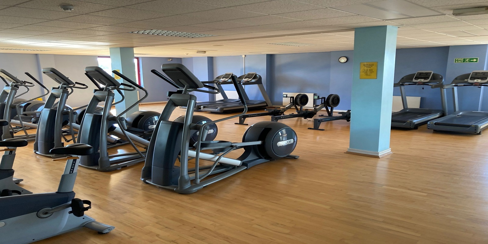 FULLY FITTED GYM/HEALTHCLUB TO BE LET