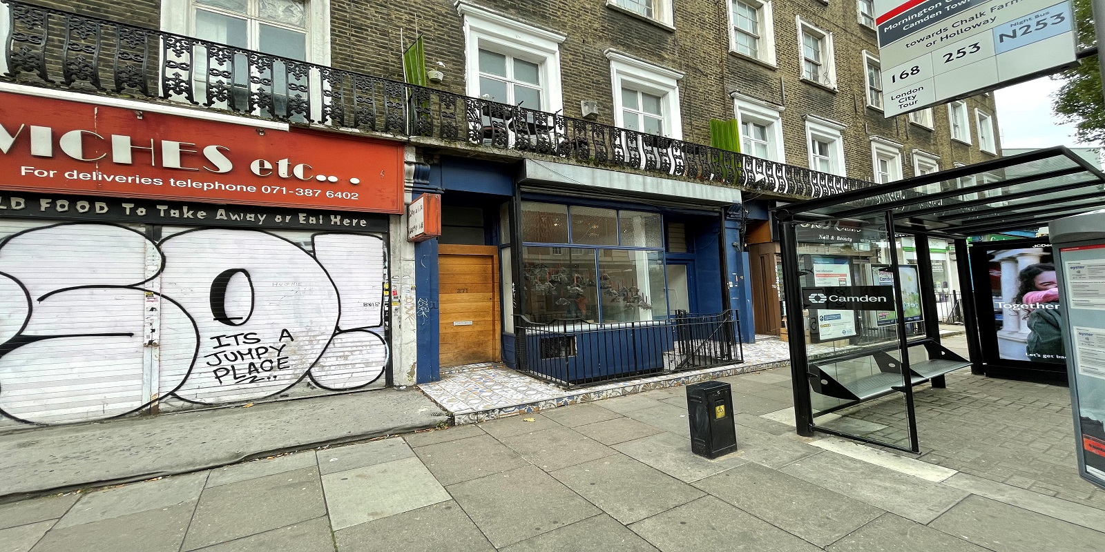 HIGH STREET OFFICE / SHOP TO LET